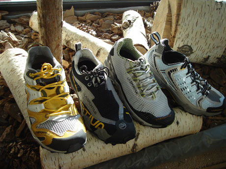 Women's La Sportiva Fireblade, Crosslite, Wildcat, and Sonic