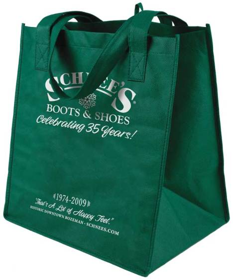 Schnee's Tote free with purchase